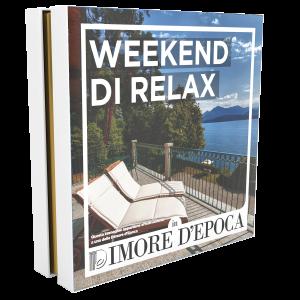 weekend di relax cofanetto dimore d'epoca sconto community