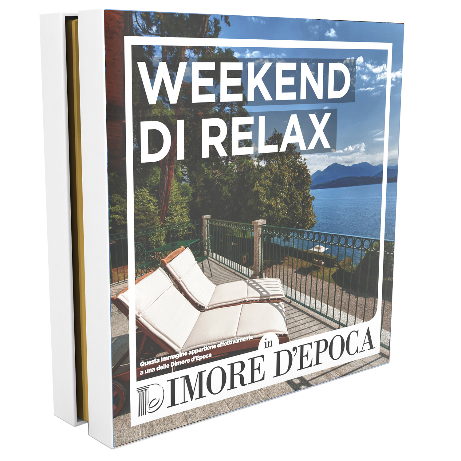 weekend di relax cofanetto dimore d'epoca sconto community